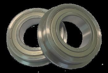 Steering rack bearings